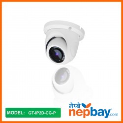 Gipal IP CCTV Camera with Poe_GT-IP2D-CG-P