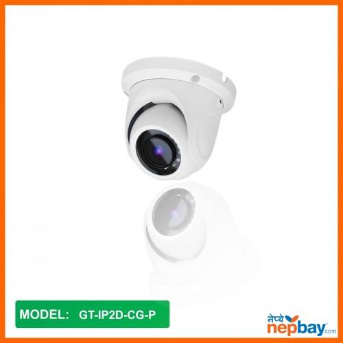 Gipal IP CCTV Camera with Poe_GT-IP2D-CG-P