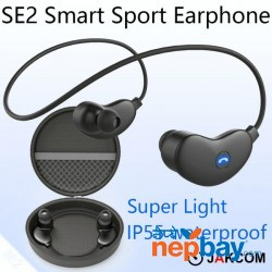 Mobile earphones