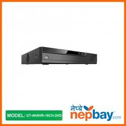 Gipal NVR_GT-4KNVR-16CH-2HD
