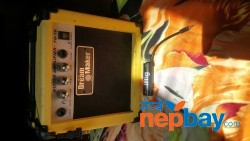 Dream make 10 w amp with iRig