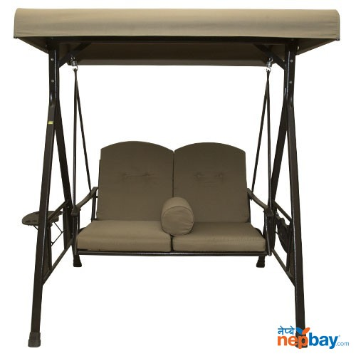 """Two Seater 46"""" x 60"""" Swing - Durable Garden Swing Chair"""
