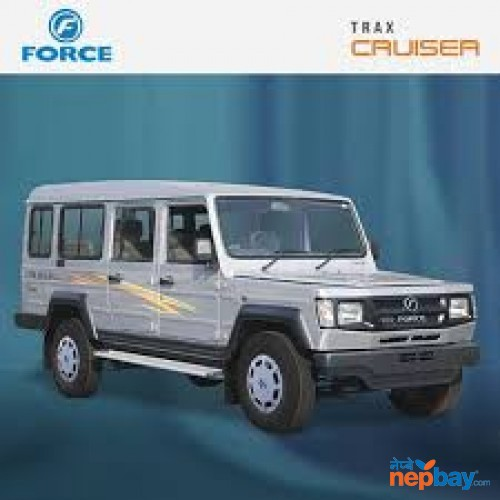 Force Trax Cruiser(14 seaterJeep)
