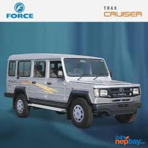 Force Trax Cruiser(14 seaterJeep)