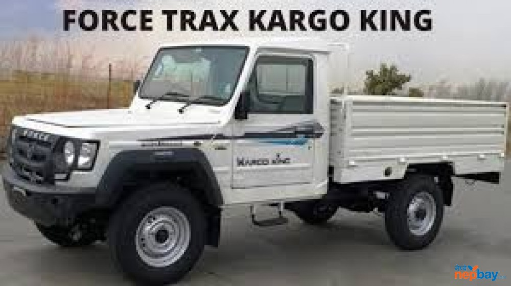 Force Trax Cargo King(Pick Up)