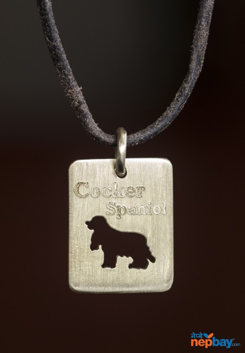 Brass Dog Tag