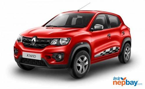 Renault Kwid RXT O