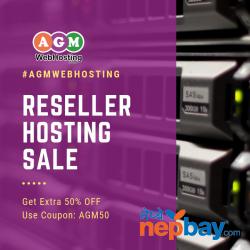 Linux Reseller Hosting in Nepal - AGM Web Hosting