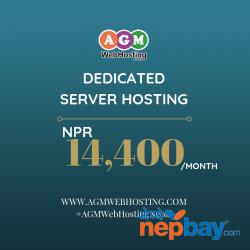 Dedicated Server in Nepal - AGM Web Hosting