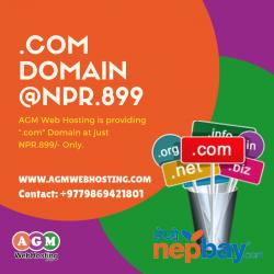 Domain Registration Nepal
