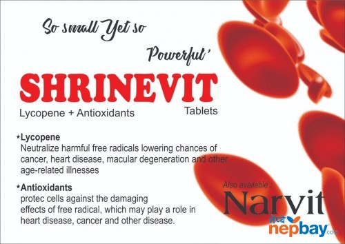 Narvit tablet