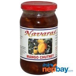 Navaras Mango Chutney 500g