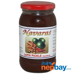 Navaras Seedless Lapsi Pickle 450g