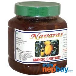 Navaras Mango Chutney 1 Kg