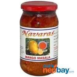 Navaras Mango Masala Chutney 400g