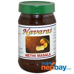 Navaras Methi Masala Pickle 400g
