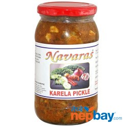 Navaras Karela Pickle 400g