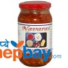 Navaras Whole Garlic Pickle 400g