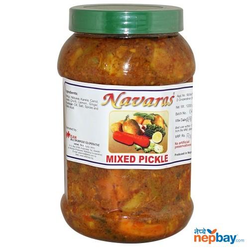 Navaras Radish Pickle 750g