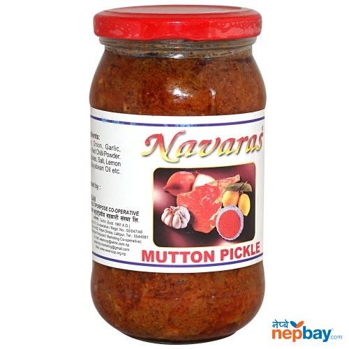 Navaras Mutton Pickle 400g