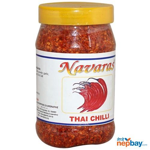 Navaras Thai Chilli Pickle 200g