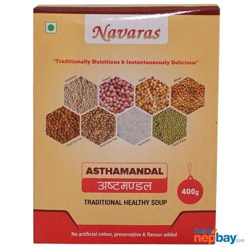 Navaras Asthamandal Traditional Healthy Soup 400g