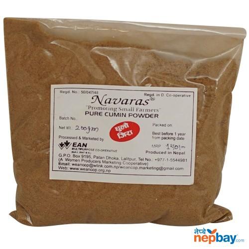 Navaras Pure Cumin Powder 200g