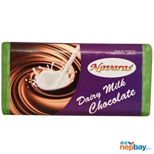 Navaras Dairy Milk Chocolate 35g