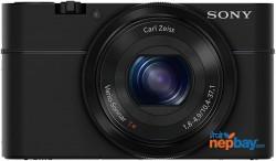Sony Cybershot DSC-RX100 20.2MP Digital Camera with 3.6X Optical Zoom
