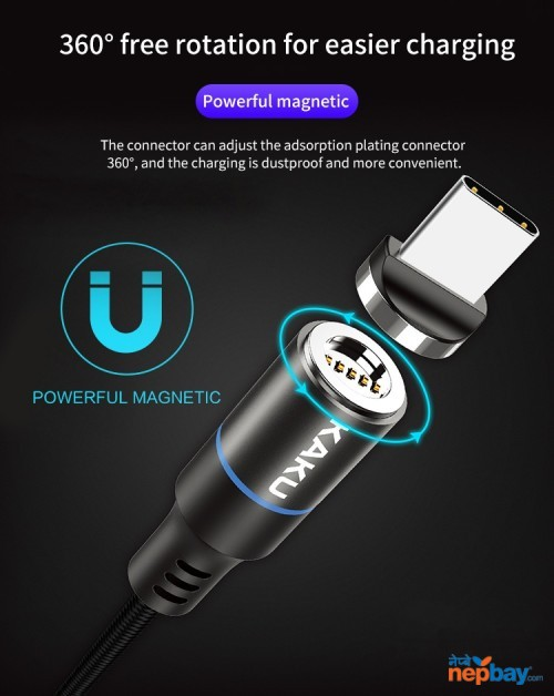 Kaku Magnetic USB Cable CIXI Series KSC-194