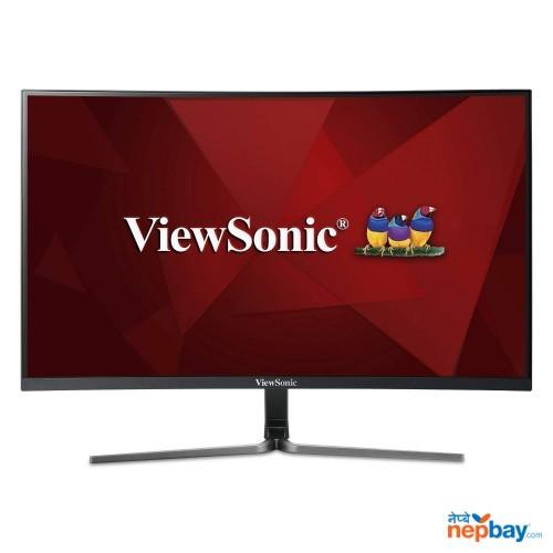 "ViewSonic VX2758-C-MH 27"" 1800R Curved 144Hz 1080p FreeSync Gaming Monitor"