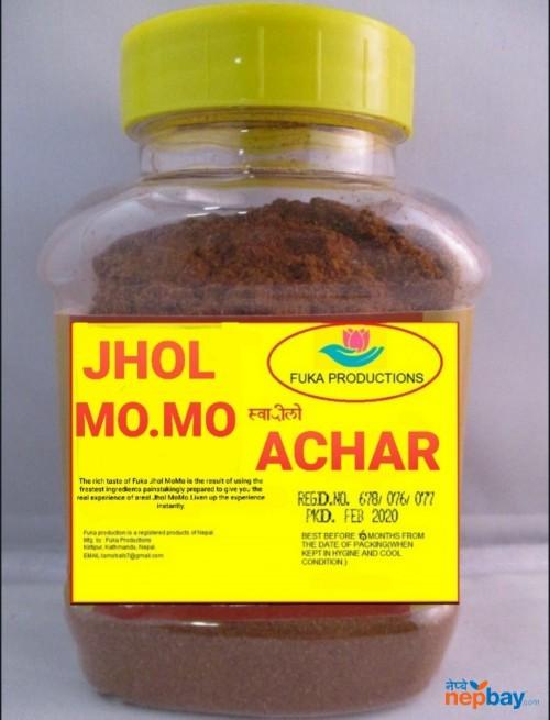 INSTANT JHOL MOMO ACHAR