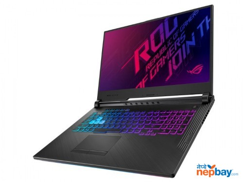 Asus rog strix G G731GU(gaming laptop