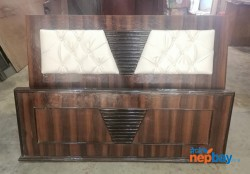 V-design Khat Khaat Bed