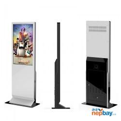 """43"""" Digital signage kiosk Standee"""