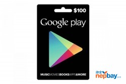 Google Play Gift Card ($100) - Email Delivery