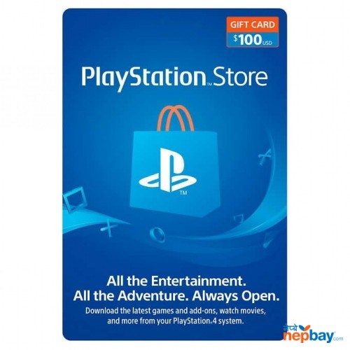 PlayStation Store Gift Card ($100) - Email Delivery