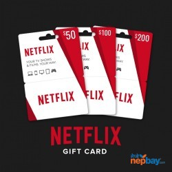 Netflix Gift Card ($25) - Email Delivery