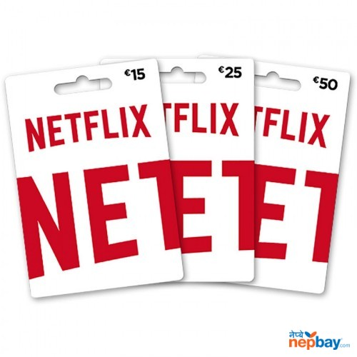 Netflix Gift Card ($50) - Email Delivery