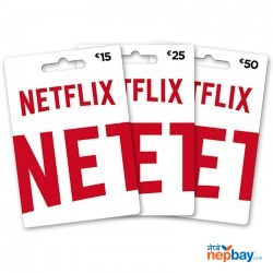 Netflix Gift Card ($100) - Email Delivery
