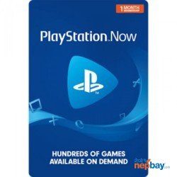 PlayStation Now Gift Card (1 Month Membership) - Email Delivery