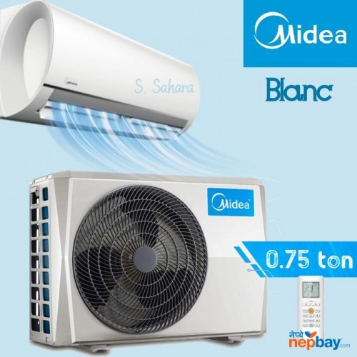 Midea Wall Mounted 0.75 ton Air Conditioner