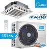 Midea Dc Inverter Ceiling Cassette 1.5 Ton Air Conditioner