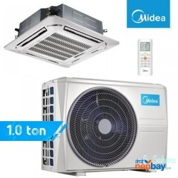 Midea Ceiling Cassette 1.0 Ton Air Conditioner