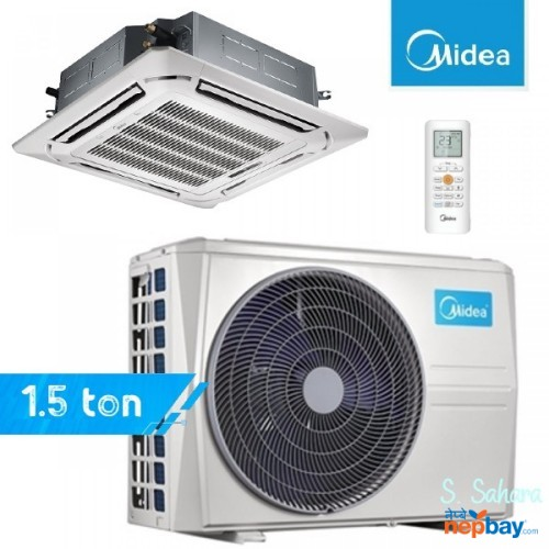 Midea Ceiling Cassette 1.5 Ton Air Conditioner