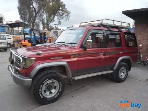 Toyota Land Cruiser Prado Urgent Sale