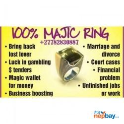 Magic Ring For Miracle Wonders Powers & Protection Call +27782830887 Magic Ring In Pietermaritzburg