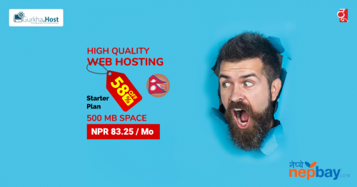 1GB Starter Web Hosting (3 Years Plan)