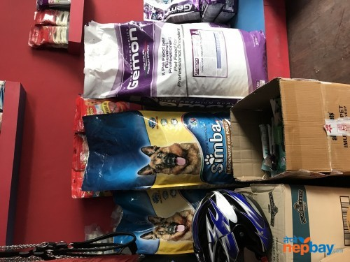 Dog food,dog accessories,one stopolution for dog