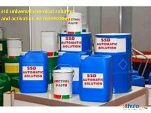 SSD CHEMICAL SOLUTION +27833928661 in SOUTH AFRICA,China,Zambia,Zimbabwe,Botswana,Lesotho,Angola,UAE